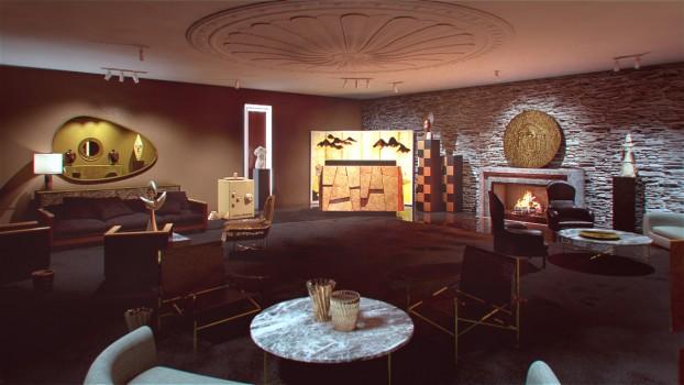 Architecture intérieure | Événementiel | PACO RABANNE 1