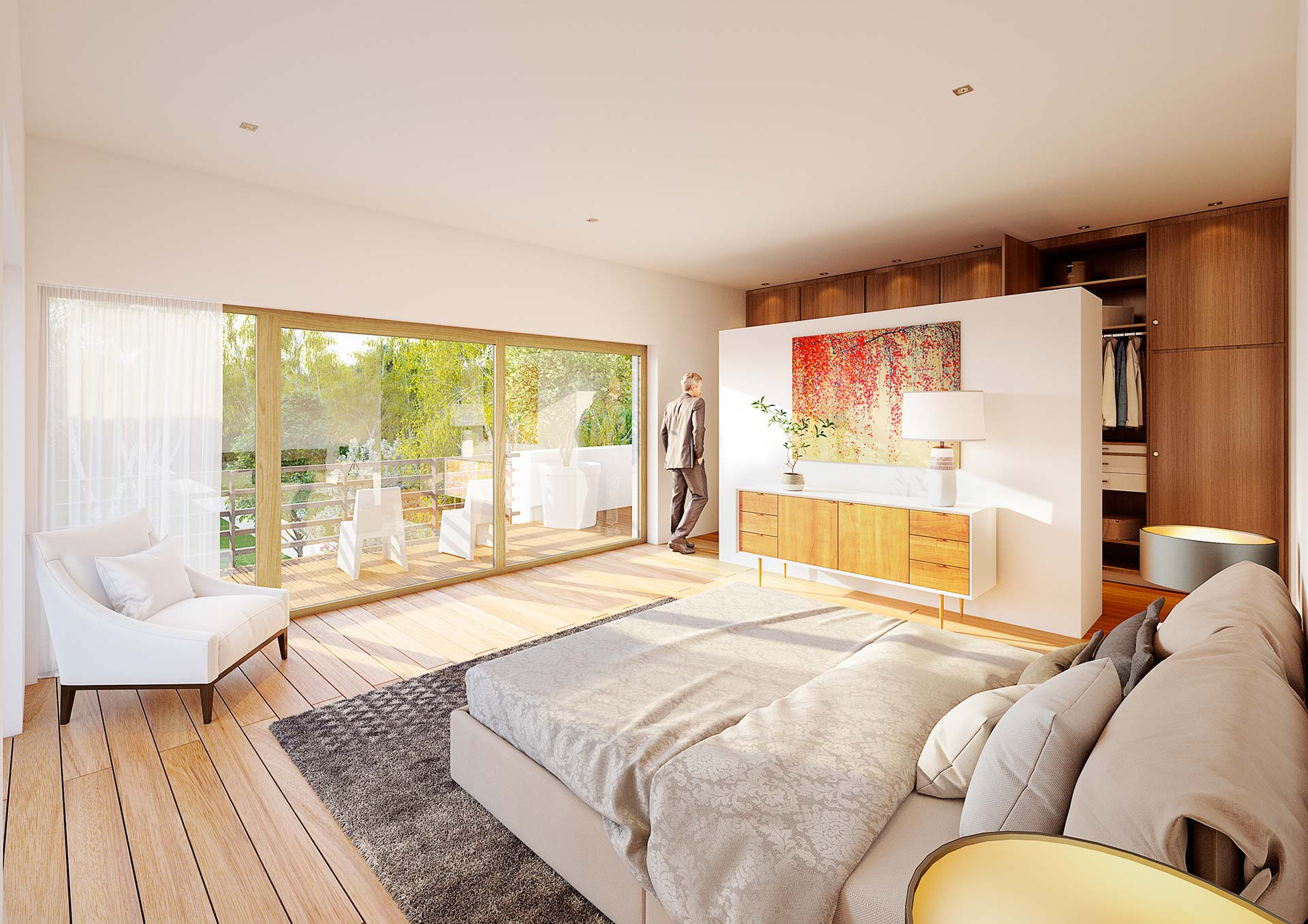 Chambre_Perspective_3D_Standing_luxembourg